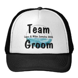 Equipa Groom circle Boné