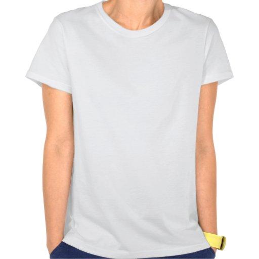 Equipado com o tanque das mulheres dos airbags t-shirts