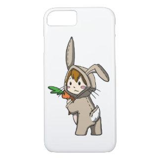 Equipamento do coelho capa iPhone 8/7