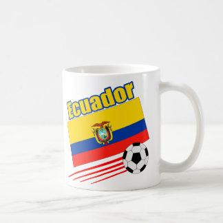 Equipe de futebol de Equador Caneca De Café