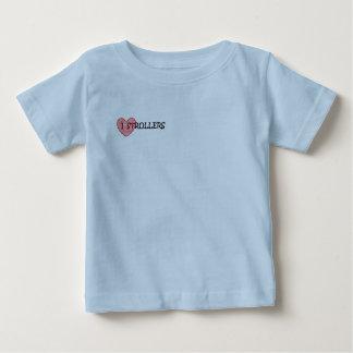 Equipe do carrinho de criança camisetas