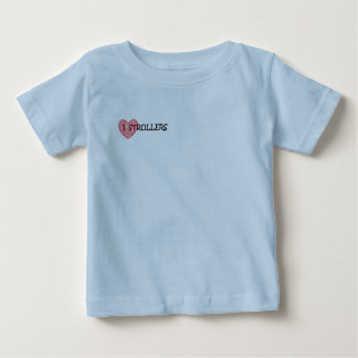 Equipe do carrinho de criança t-shirts
