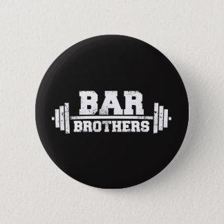 equipe do exercício do gym dos irmãos do bar bóton redondo 5.08cm