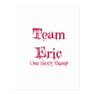 Equipe Eric Cartão Postal