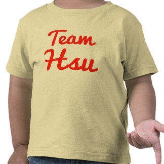 Equipe Hsu Tshirt