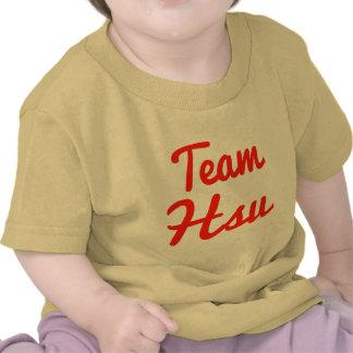 Equipe Hsu Camiseta