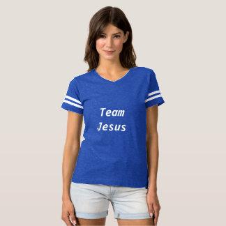 Equipe Jesus Camiseta