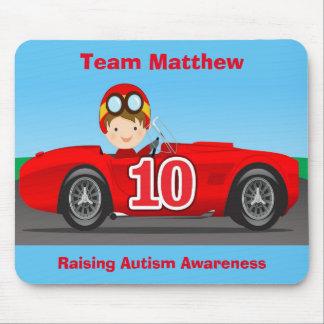 Equipe Matthew que aumenta a consciência do Mouse Pad
