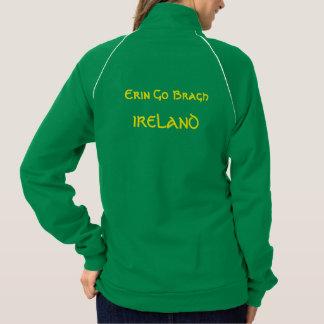 Erin vai jaqueta do irlandês de Bragh Ireland