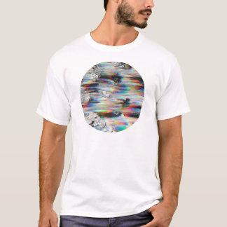 Erosão de vento espectral camiseta