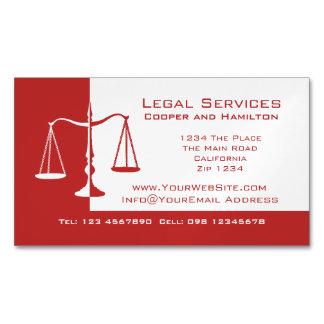Escalas do advogado de justiça