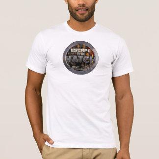 Escape o t-shirt da luz do portal
