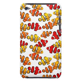 Escola da capa do ipod touch de Percula Clownfish Capa Para iPod Touch