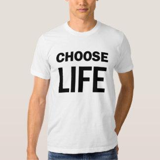 Escolha o t-shirt do anos 80 da vida