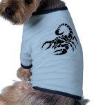 Escorpião Roupas Para Pets