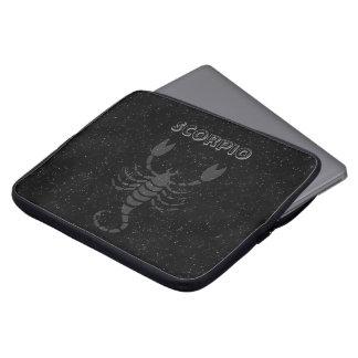 Escorpião translúcida bolsas e capas de notebook