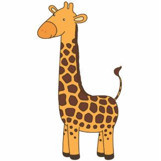 Escultura bonito do girafa esculturafoto