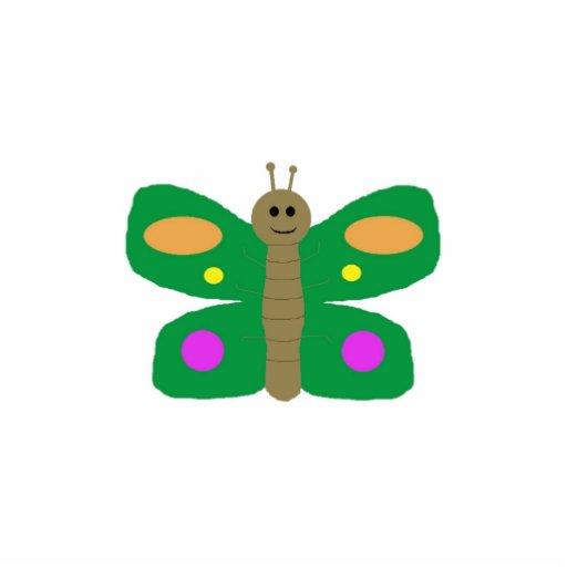 Escultura da borboleta fotoescultura