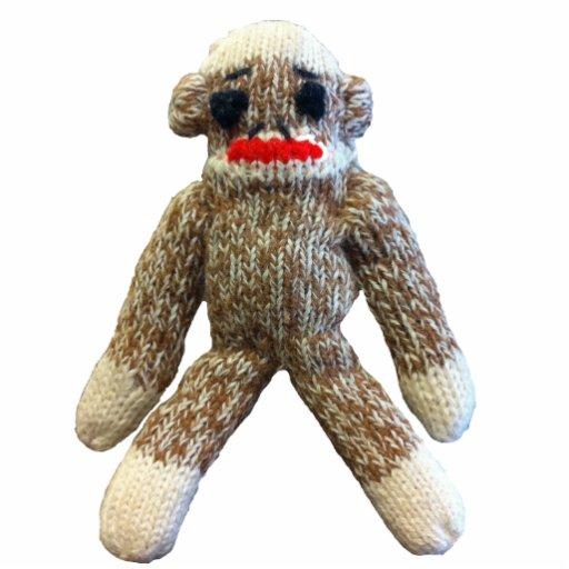 Escultura da foto do macaco da peúga esculturafotos