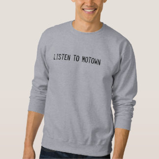 escute Motown Sueter