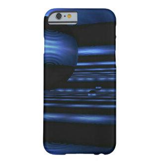 Esfera azul capa barely there para iPhone 6