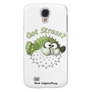 Esforço obtido? Peixes do soprador Capa Samsung Galaxy S4