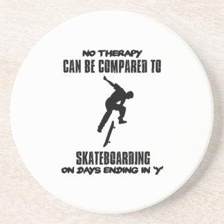 esfrie e tendendo o DESIGN skateboarding Porta-copos