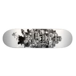 Espaço compartilhado: Loja-casas Skate