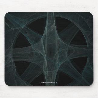 Espaço da urdidura mouse pad