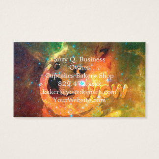 espaço - doge - shibe - uau doge cartão de visitas