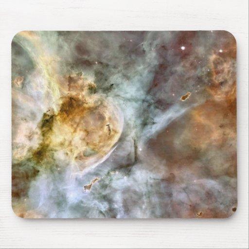 Espaço e universo Mousepad