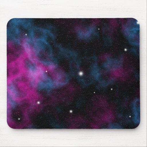Espaço gasoso mousepads