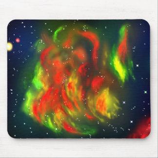 espaço (nebulosa) mousepad