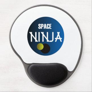Espaço Ninja Mouse Pad Em Gel