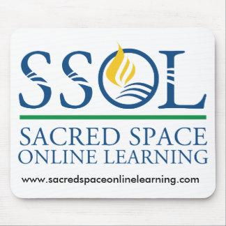 Espaço sagrado Mousepad de aprendizagem (SSOL) em