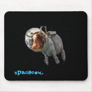 espaço+vaca [1], spacecow. mousepad