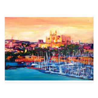 Espanha Balearic Island Palma de Maiorca Cartão Postal