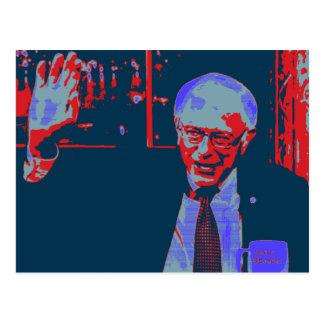 """""""Esperança-Estilo"""" nós precisamos mais Bernie 2016 Cartão Postal"""
