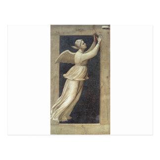 Esperança por Giotto Cartão Postal