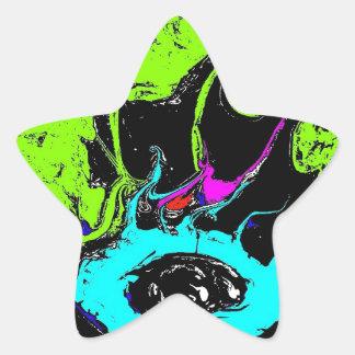 Espião 2 do olho adesito estrela
