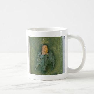 Espiga de milho caneca de café