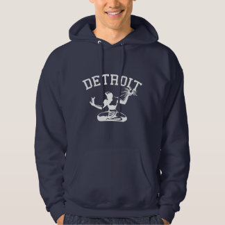 Espírito de Detroit Moleton Com Capuz