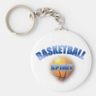 Espírito do basquetebol chaveiro