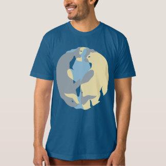 Espírito dos t-shirt nortes - arte Fundraising