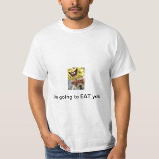 Esponja do assassino t-shirt