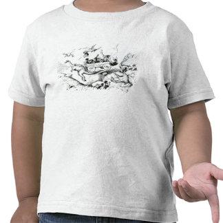 Espreitadelas pré-históricas, 1894 tshirt