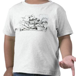 Espreitadelas pré-históricas, 1894 t-shirts