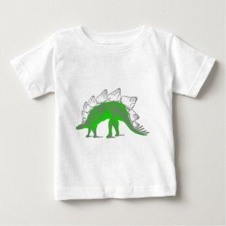 esqueleto do stegosaurus camisetas