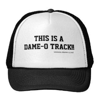 Esta é uma Dama-o Trilha Hat2 Boné