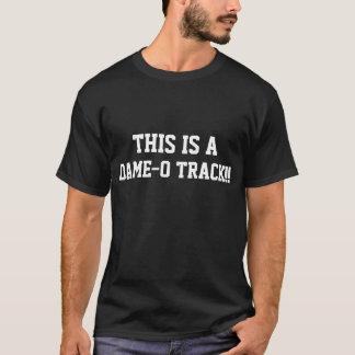 Esta é uma Dama-o Trilha T Camisetas